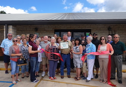 Johns Road Antique Mall's 8 Year Anniversary Ribbon Cutting