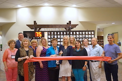 Boerne Bingo at Kronkosky Place Ribbon Cutting