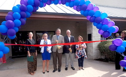 Boerne YMCA new Facility Grand Opening Ribbon Cutting