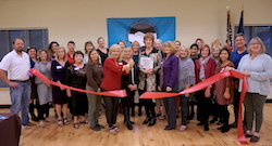 Hill Country Women in Business Ribbon Cutting