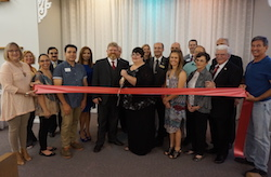 Vaughans Funeral Home Ribbon Cutting