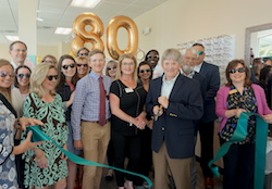 Dietz-McLean Optical Company - Boerne's New Location & Anniversary Ribbon Cutting