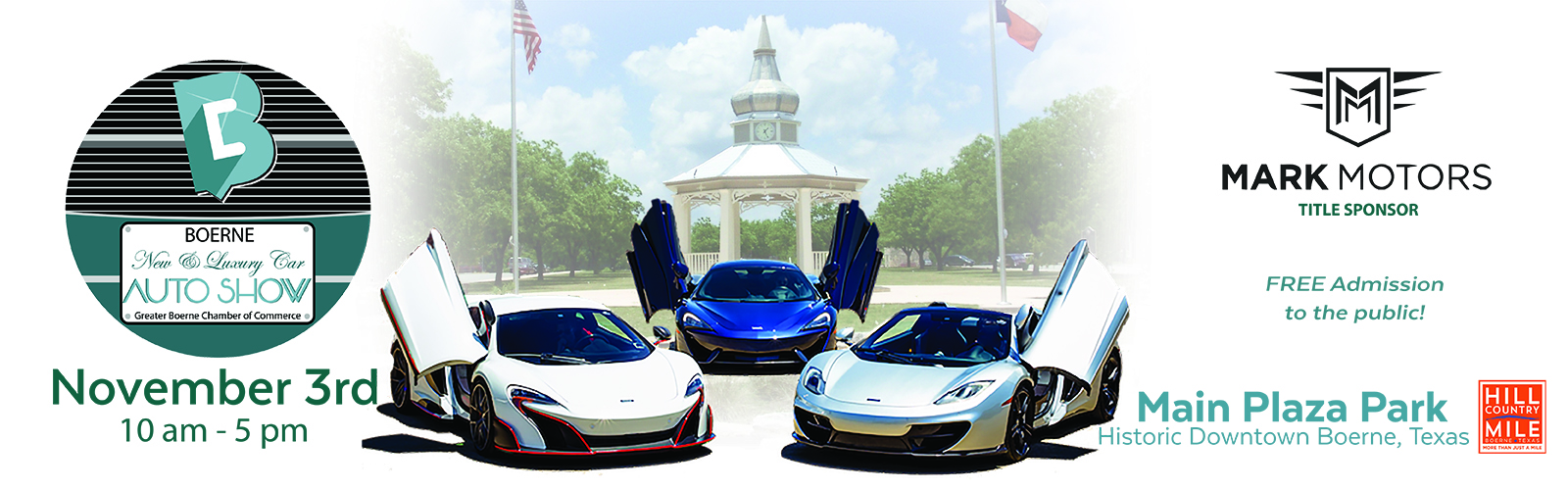 Boerne New Luxury Car Auto Show The Greater Boerne Chamber Of - Luxury car show 2018