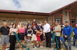 The Hill Christian Academy Ribbon Cutting Photo