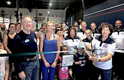 CrossFit Boerne Grand Opening Ribbon Cutting Photo