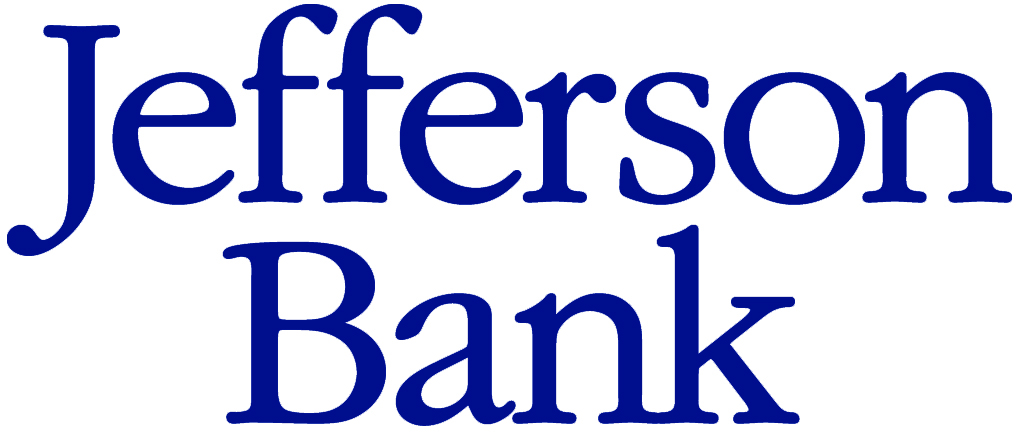 Jefferson Bank - Valet Sponsor