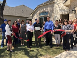 Emerald Homes in Fallbrook Ribbon Cutting Photo
