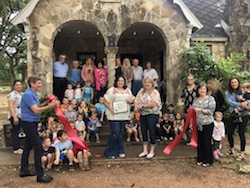 Lil Explorers School of Boerne Ribbon Cutting Photo