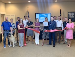 SWBC Employee Benefits Consulting Group Ribbon Cutting Photo