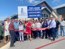 EP Commercial Real Estate, LLC Ribbon Cutting Photo