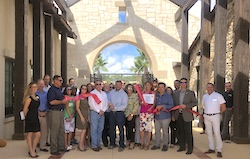 Esparanza's New Community Clubhouse Ribbon Cutting Photo