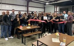 Silber Brewing Co Ribbon Cutting Photo