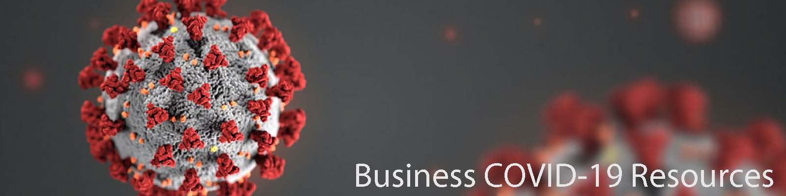 Business COVID-19 Resources Header Image