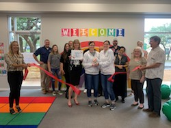 Bright Learners Preschool's Grand Opening Ribbon Cutting Photo