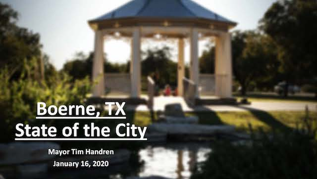 2020 State of the City Cover Image