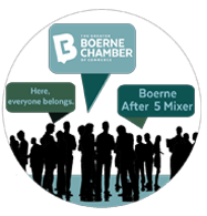 Boerne After 5 Mixer Logo