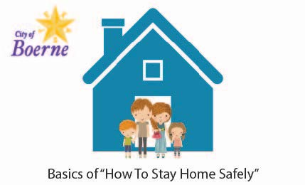 Basics on How to Stay Home Safely Link