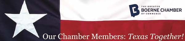 Boerne Chamber Members - Texas Together Header Medium