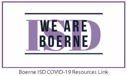 Boerne ISD COVID-19 Link Image