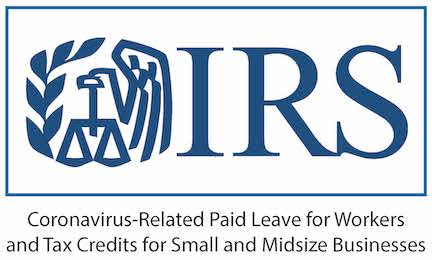 COVID-19 Related Paid Leave Tax Credits Link Image