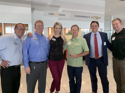 Cavender Chev Boerne Chamber Mixer