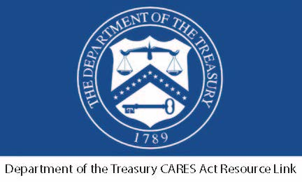 Dept of Treasury CARES Act Resources Link Image