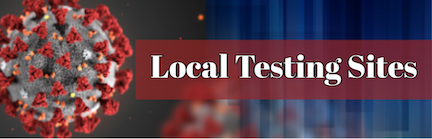 Local Testing Sites Link Image