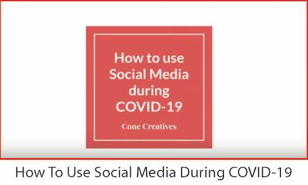 How to Use Social Media During COVID-19