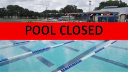 July 7 City of Boerne Pool Closed Image Link