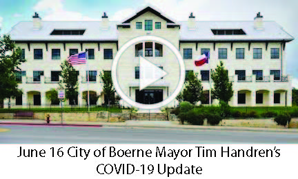June 16 Mayor Tim Handren COVID-19 Update