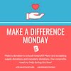 Make A Difference Monday Small Image