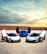 Mark Motors 3 Sports cars on the Sand