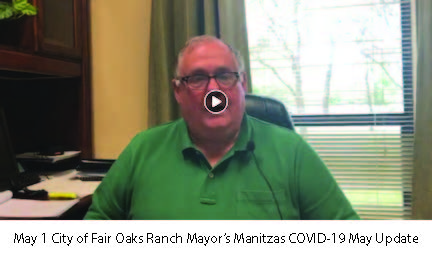 May 1 City of FOR Mayor's May COVID-19 Update