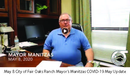 May 8 City of FOR Mayor COVID-19 Update