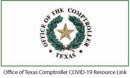 Office of TX Comptroller COVID-19 Resource Link