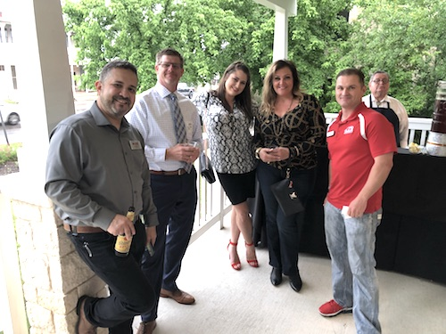Phyllis Browning Boerne Chamber Mixer