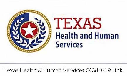 Texas Health & Human Services COVID-19 Link
