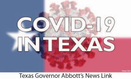 Texas Governor Abbott's News Link Image