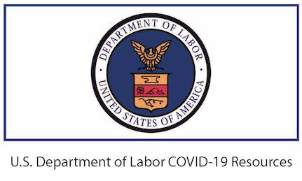 US Dept of Labor COVID-19 Resources