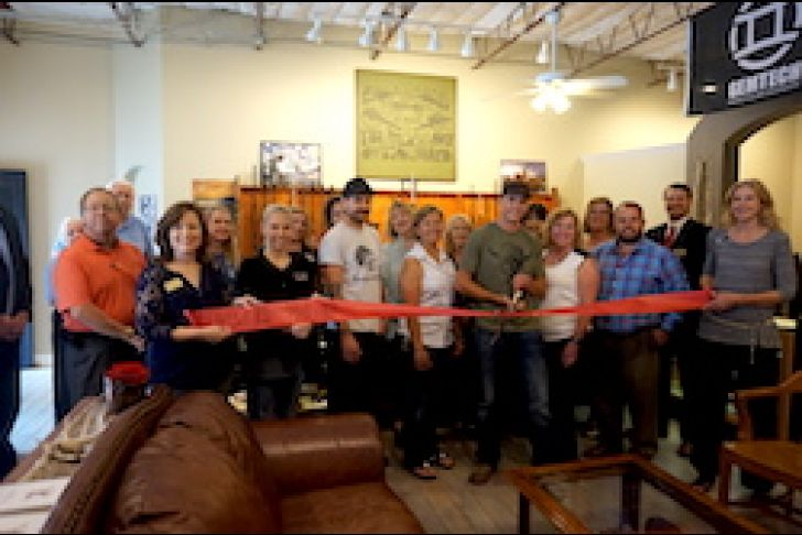 Montechema Firearms Ribbon Cutting