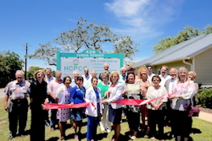 HC Pregnancy Care Center Ribbon Cutting