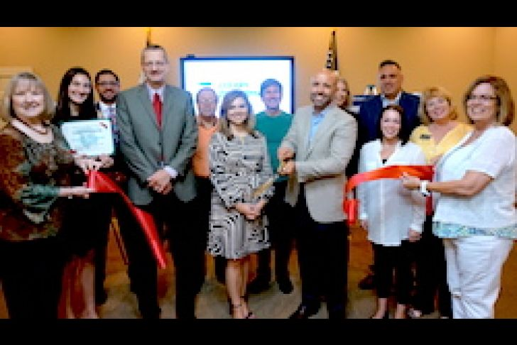 Cleary Zimmermann Engineering Ribbon Cutting