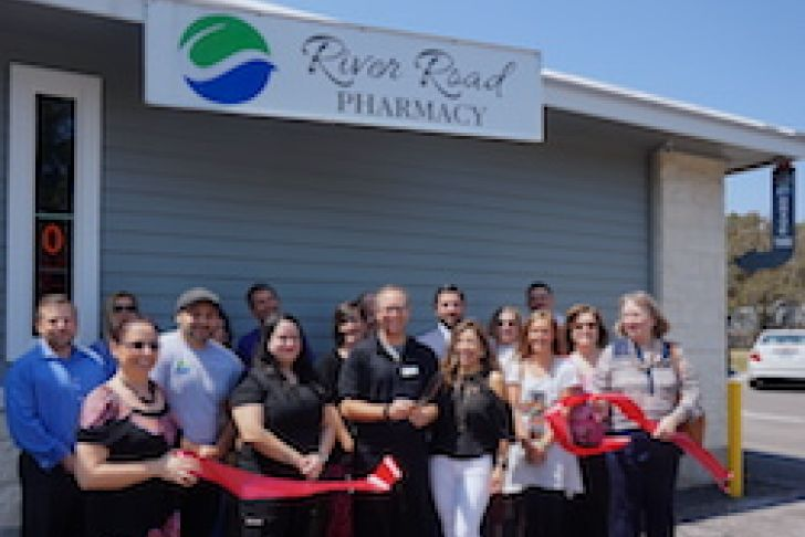 River Road Pharmacy Ribbon Cutting