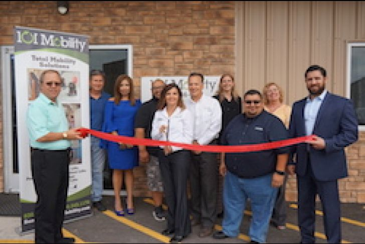 101 Mobility San Antonio Ribbon Cutting