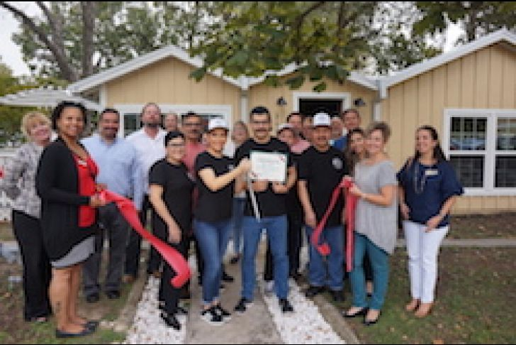 Boerne Taco House Ribbon Cutting