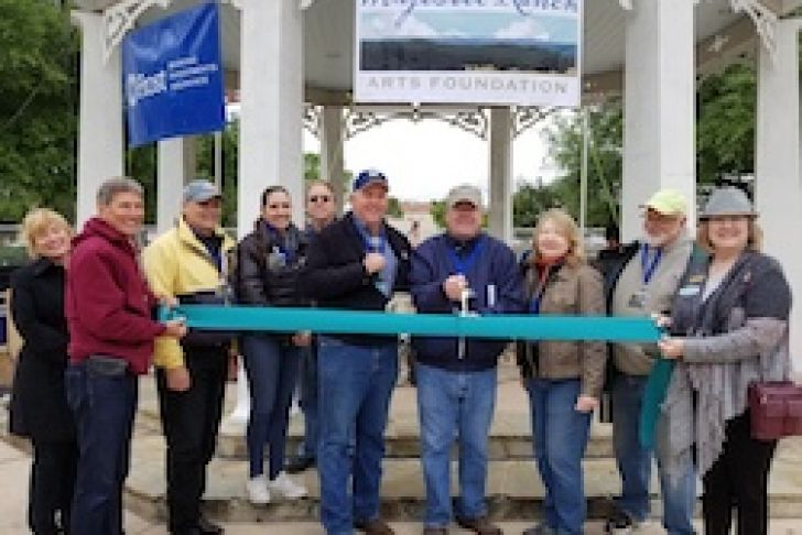 Boerne BierFest Ribbon Cutting Photo