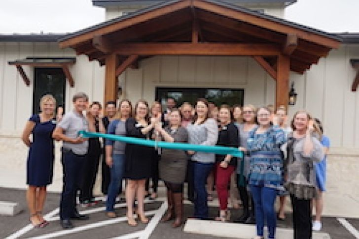 Estes Audiology Hearing Center's New Location Ribbon Cutting