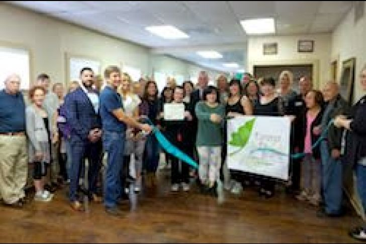 Forever Fit Boerne Ribbon Cutting Photo