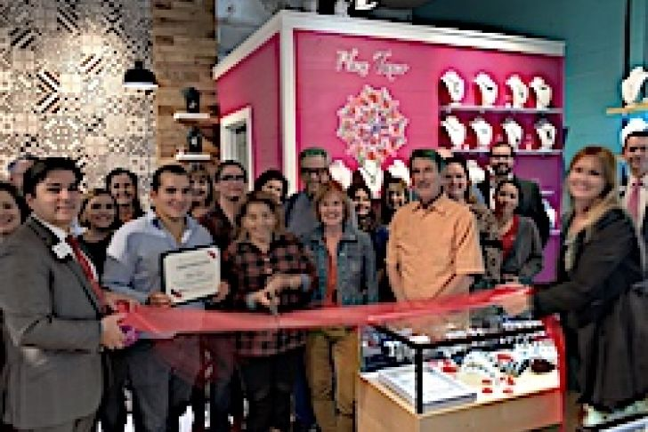 Plaza Taxco Ribbon Cutting photo