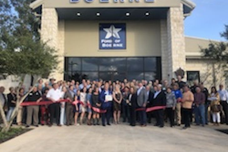Ford of Boerne Grand Opening Ribbon Cutting